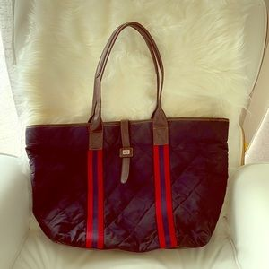 Tommy Hilfiger Quilted Tote